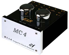 Amplificador de phono EAR MC4